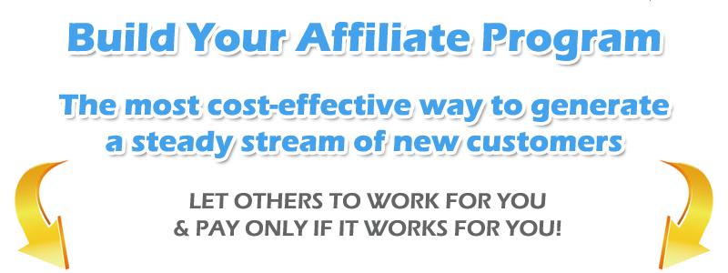 affiliate program services