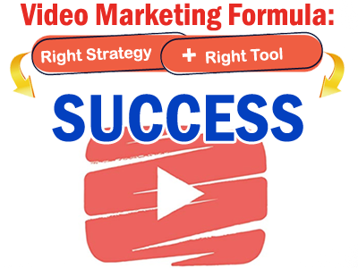 video marketing strategy and tools